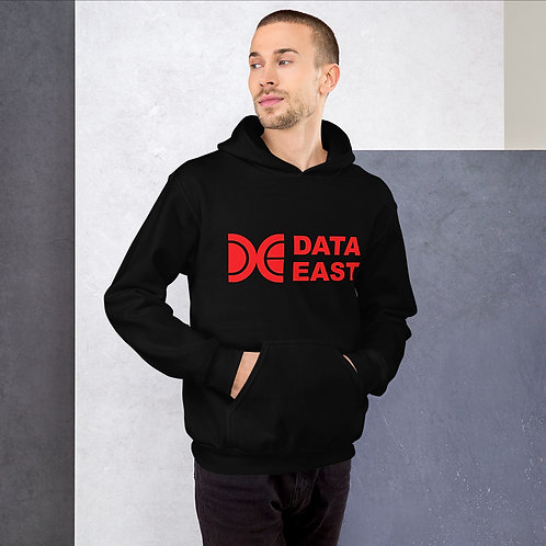 Data East Classic Arcade Unisex Hoodie
