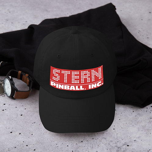 Stern Pinball hat