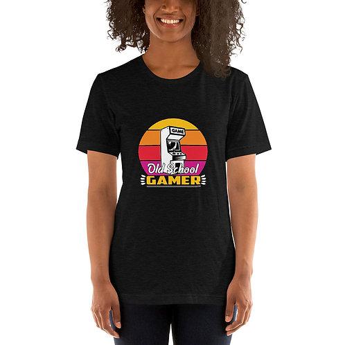 Old Skool Gamer Short-Sleeve Unisex T-Shirt