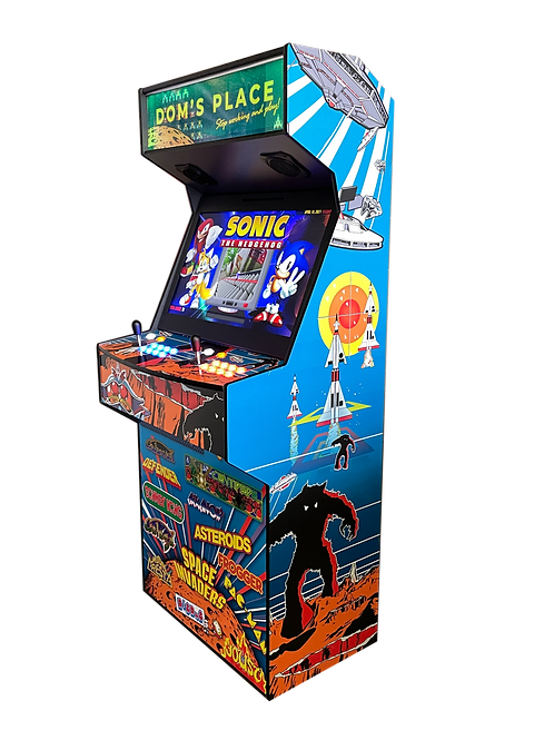 Two Player Arcade (Essential Model)