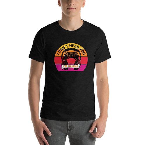 I'm Gaming Short-Sleeve Unisex T-Shirt