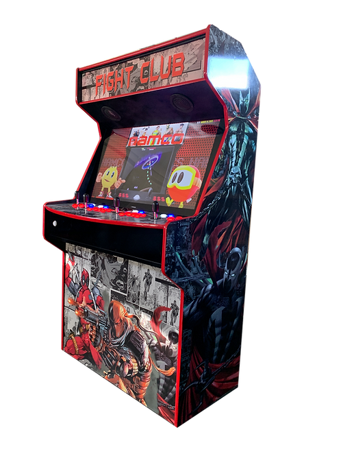 4 Player Special Edition Model Arcade Machine