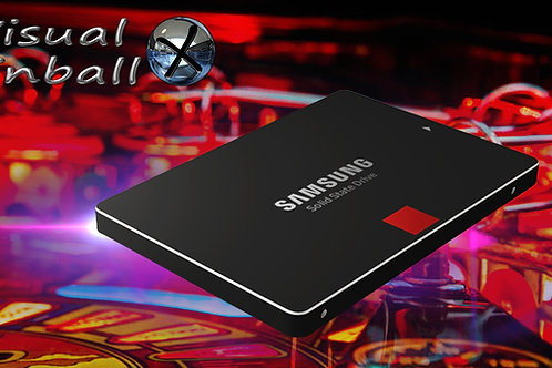 Virtual Pinball SSD Drive (all tables and media)