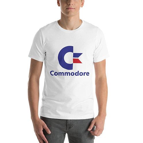 Commodore64 Short-Sleeve Unisex T-Shirt