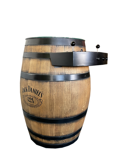 Barrel Arcade