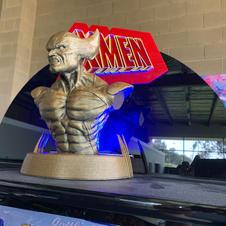 Custom Wolverine Bust