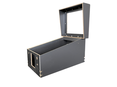 DIY Virtual Pinball Flat Pack Kit (Cabinet Only)