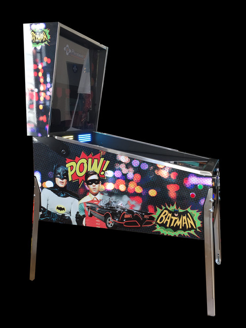 Batman 66 Virtual Pinball Machine
