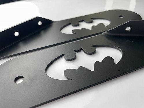 Batman Pinball Back Box Hinges