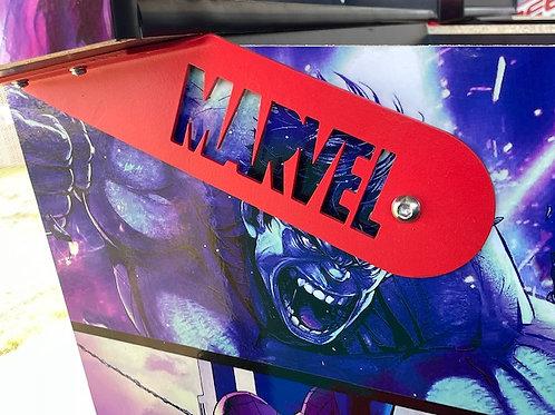 Marvel Laser Cut Pinball Hinges