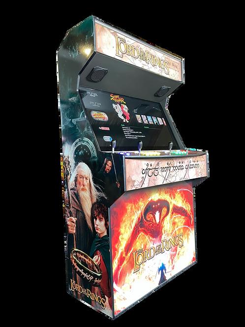 Essential 4 Player Arcade Machine (Essentail Model)
