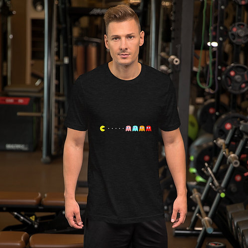 PACMAN Short-Sleeve Unisex T-Shirt