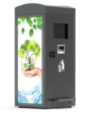 Binology SmartCity Bin 120 ADV Lightbox