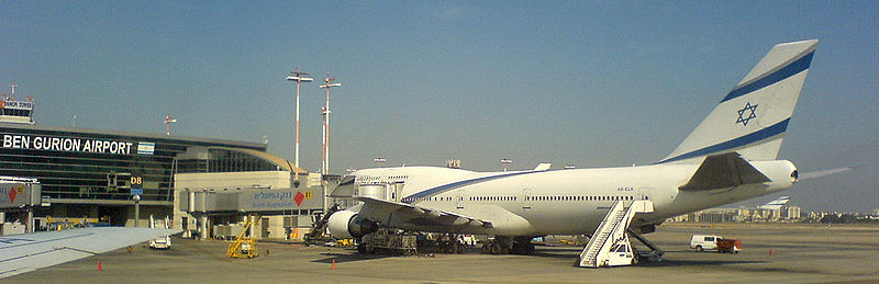Ben-Gurion and Sde-Dov airports