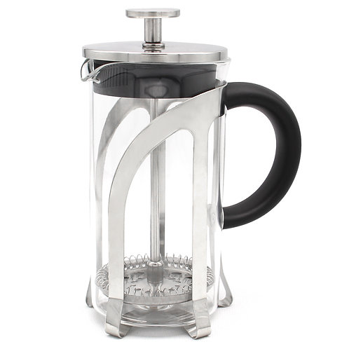 Jeanzer French Coffee Press - Small Pot with Extra Durable Glass,350 ml