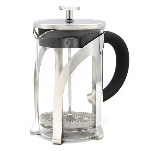 Jeanzer French Coffee Press - Large Pot with Extra Durable Glass,600 ml