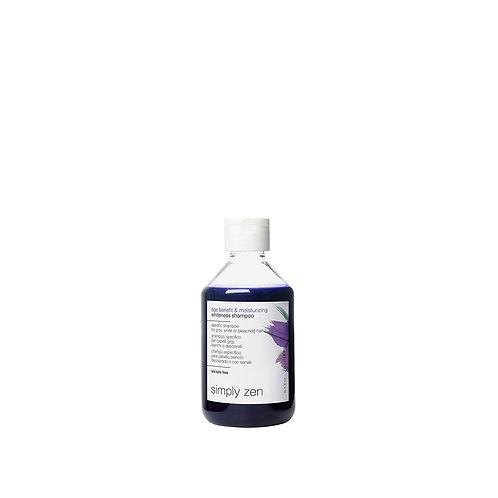 age benefit & moisturizing whiteness shampoo