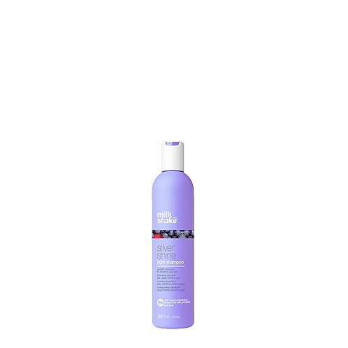 silver shine light shampoo