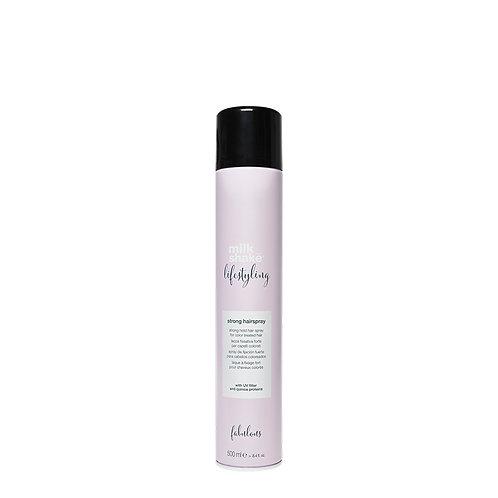 strong hairspray