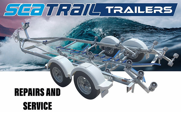 Seatrail Boat Trailer Repairs an Servicing