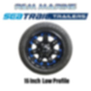 SEATRAIL 15 INCH ALLOY WHEEL LOW PROFILE