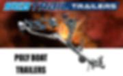 Seatrail Poly Boat Trailer