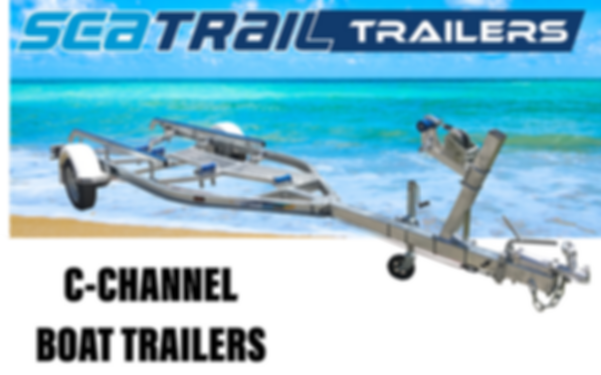 Seatrail C-Channel Boat Trailers