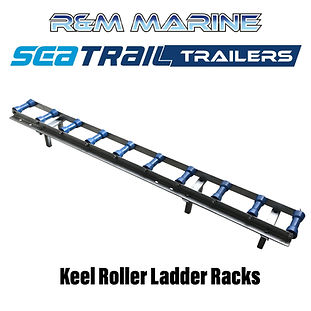 SEATRAIL KEEL ROLLER LADDER RACK