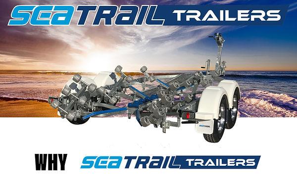 Seatrail FIB5.7M14TX Rollered Boat Trailer