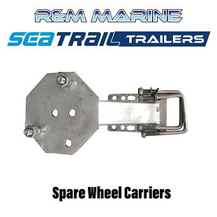 SEATRAIL SPARE WHEEL CARRIER