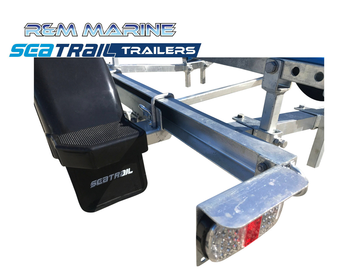 SEATRAIL 4.4M C-CHANNEL BOAT TRAILER