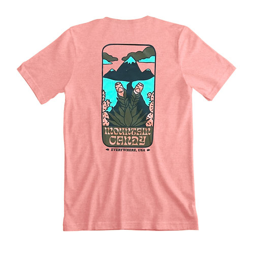 Mountain Candy Adventure T (MC Pink)