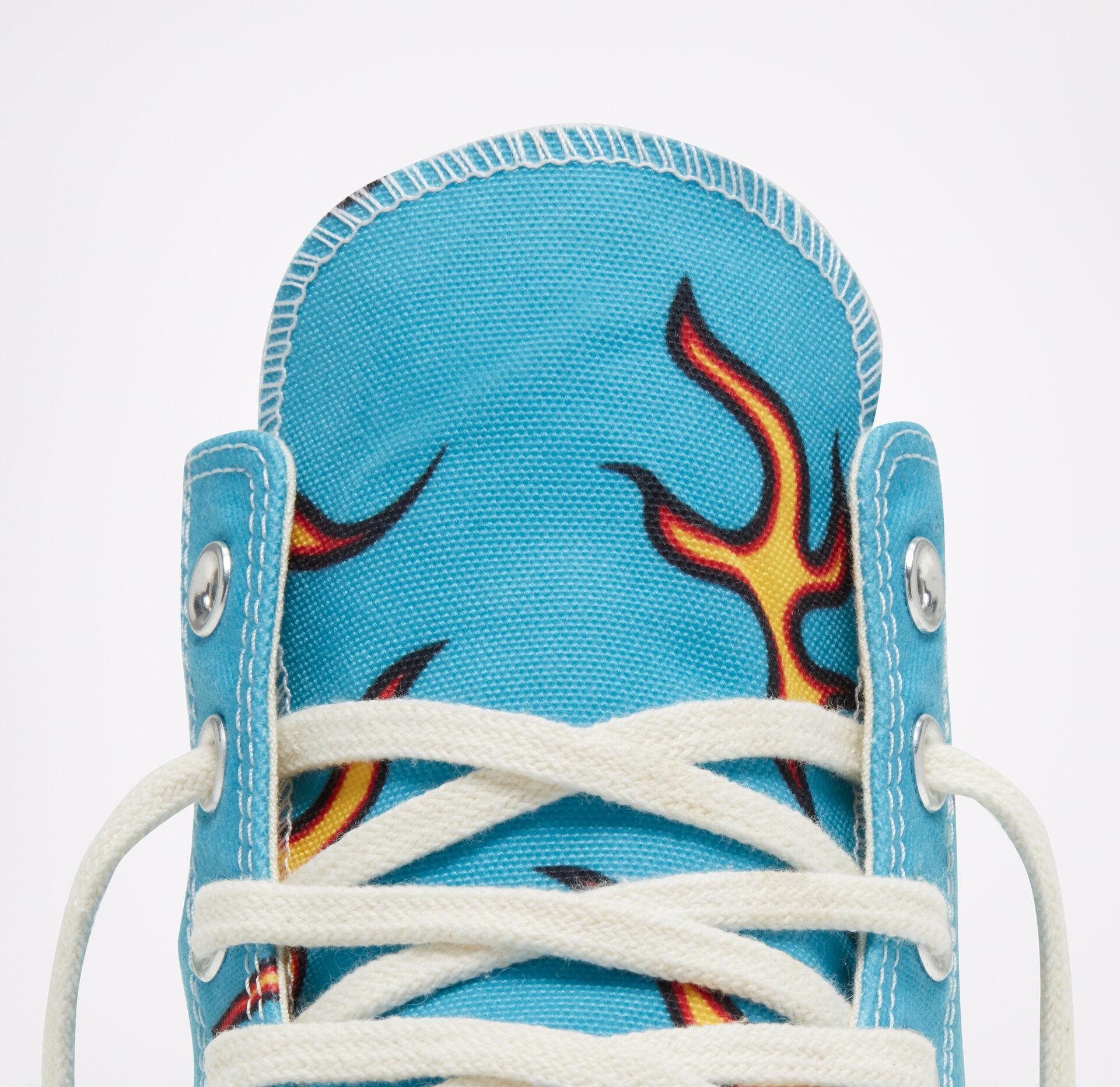 Converse x GOLF le FLEUR* Flames Chuck 7