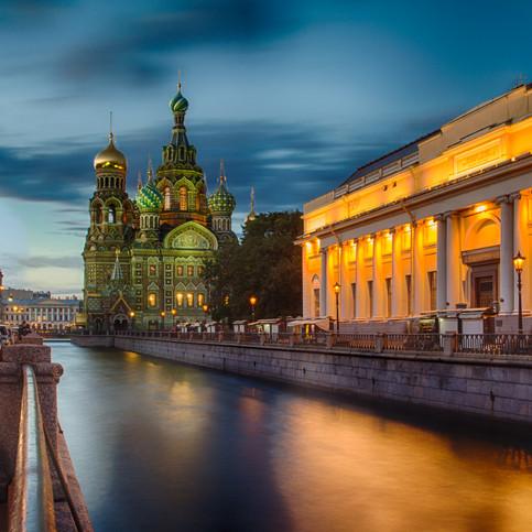 IMG_5256_HDR-Edit_St Petersburg by Night