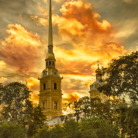 Peter & Paul Cathedral