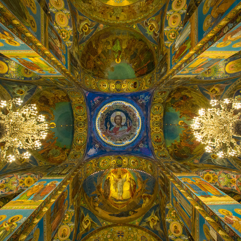 IMG_5129_Ceiling of the Church of The Sp
