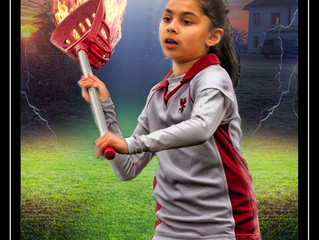 Compositing Sports Action Photo's