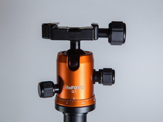 MeFoto Tripod review