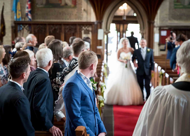 Walton Hall Weddings - David Loveland Photography
