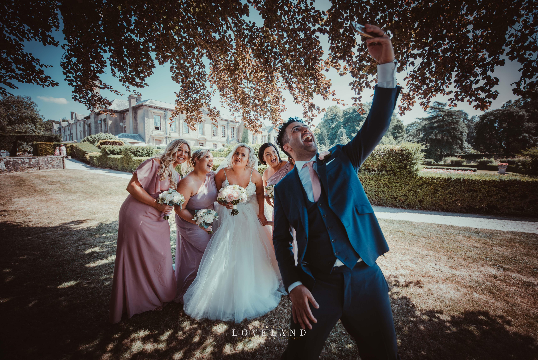 Coombe Abbey Wedding