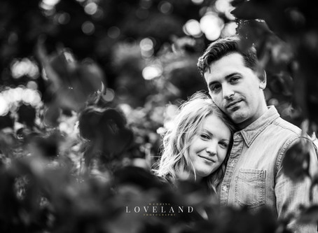 Grace and Stefan had their summer pre wedding photoshoot at Sandwell Valley.
