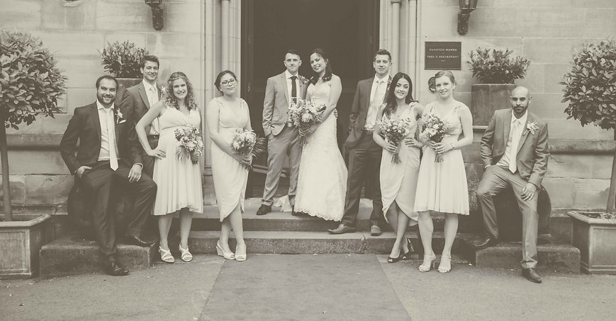 Hampton Manor Weddings - David Loveland