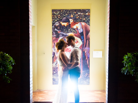 Fazeley Studios Wedding - Birmingham - Jon & Bethany