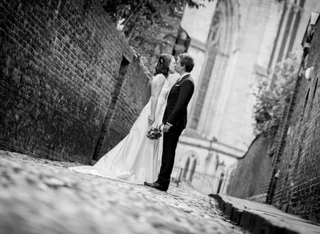 Rob and Caroline's Wedding - The beautiful, Grays Court - York