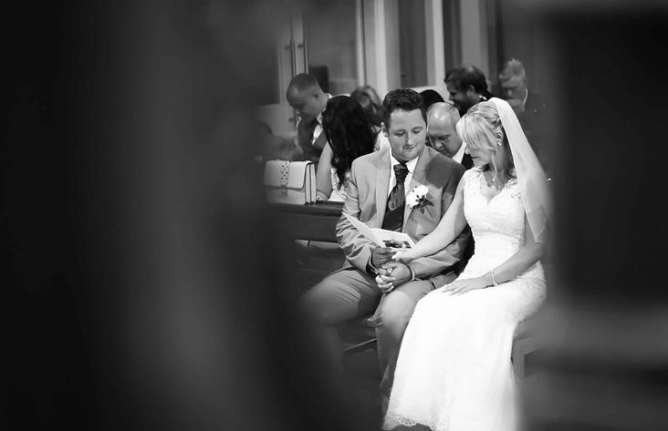 All Saints Church Wedding - David Loveland Photography