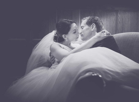 The beautiful wedding of Chris & Clare at Moor Hall - Sutton Coldfield
