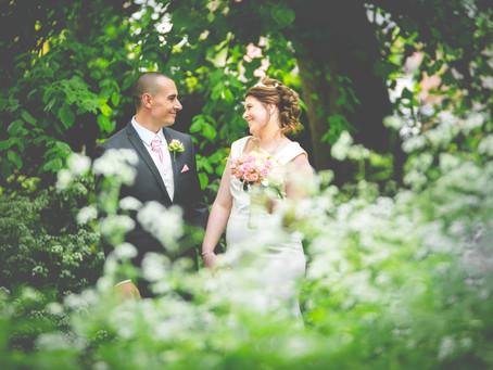Tom and Samantha's Wedding, Kidderminster, West Midlands.