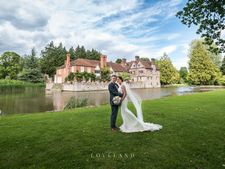 Becky and Andy's Wedding at the truly gorgeous Birtsmorton Court, Worcestershire.