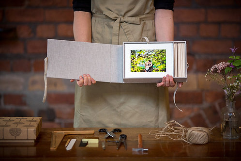 12x Mounted Fine Art Prints & USB in a Hand Crafted Box Set
