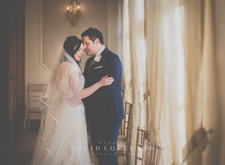The beautiful wedding of Lee & Clare at Alrewas Hayes Country Manor House.